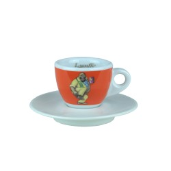 Lucaffe EspressoTasse Orange